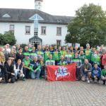 Lietuvos parolimpiečius pasveikino Vokietijos lietuviai