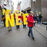 Nyderlandų referendumo dėl Ukrainos narystės ES organizatoriai švaistė pinigus