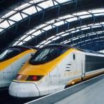 """""""Eurostar"""" planuoja pristatyti tiesioginį traukinių reisą iš Londono į Amsterdamą"""