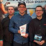 Lietuvių sukurtas pagalbininkas žvejams žeriasi apdovanojimus
