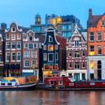 """""""Iliustruotoji istorija"""": Amsterdamas tampa pasaulio centru"""