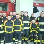 Pagalba Kelmės savanoriams ugniagesiams iš Olandijos