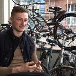 Neradęs kelio į NBA, lietuvis laimingas pasijuto Olandijoje pardavinėdamas dviračius