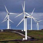 Olandijoje pradėjo veikti vienas didžiausių pasaulyje jūrinių vėjo jėgainių parkas