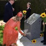 Nyderlanduose  atidengtas paminklas MH17 aukoms