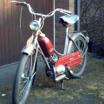 Amsterdamas ketina neleisti mopedams važinėti dviračių takais