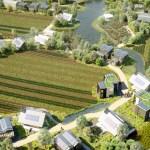 Nyderlanduose, šalia Amsterdamo, bus pirmas pasaulyje savarankiškas ekologiškas kaimas!