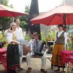 Vokietijoje prie Reino pirmąkart skambėjo lietuvių liaudies muzika
