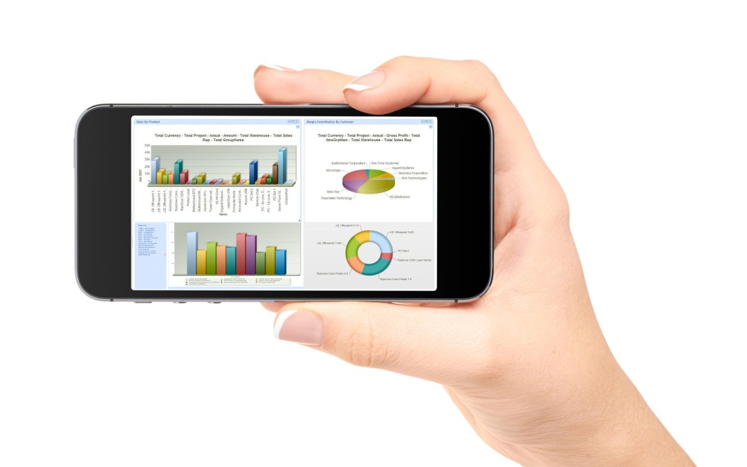 Business Intelligence on the Go – Mobile BI