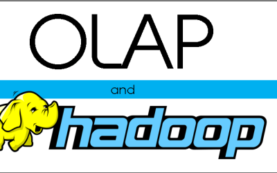 Seeing Value in OLAP Anew: OLAP and Hadoop
