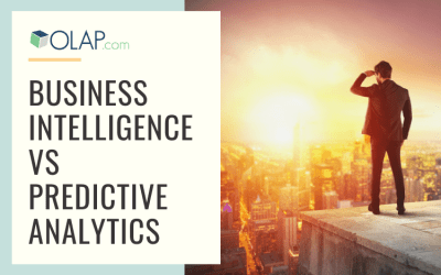 Business Intelligence Versus Predictive Analytics