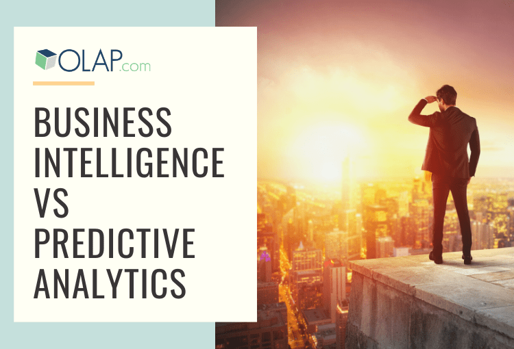 Business Intelligence vs Predictive Analytics