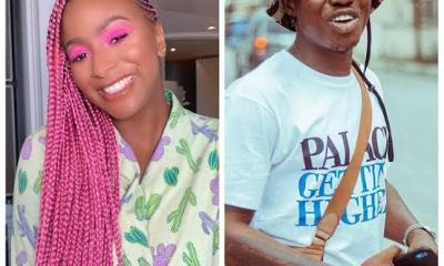 Moment Zlatan Ibile Denies Knowing DJ Cuppy