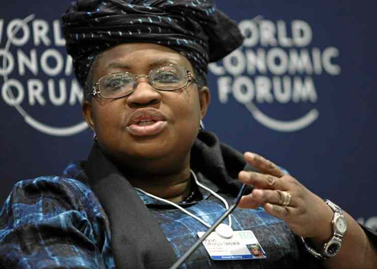 First African and First Female chief of WTO is a Nigerian Economist, Ngozi Okonjo-Iweala