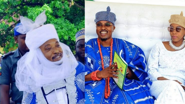 Oluwo Of Iwo Has Finally Plunge His People Into Serious Trouble As Fulani Herdsmen Invaded The land, See How Iwo Youths Are Clamouring For Help ( Video)