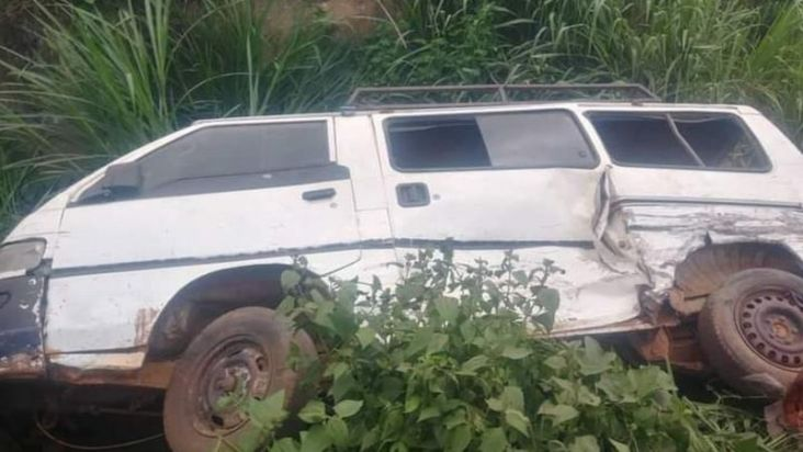 Imo state truck accident: Two die, six injured