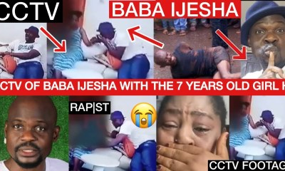 CCTV baba ijesha and the 7years old girl final released (Video)