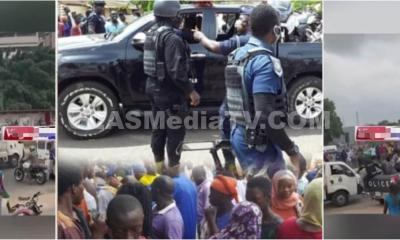 Shiashie: Gun Battle With Police Ends In The Death Of 3 Armed Robbers [Video]