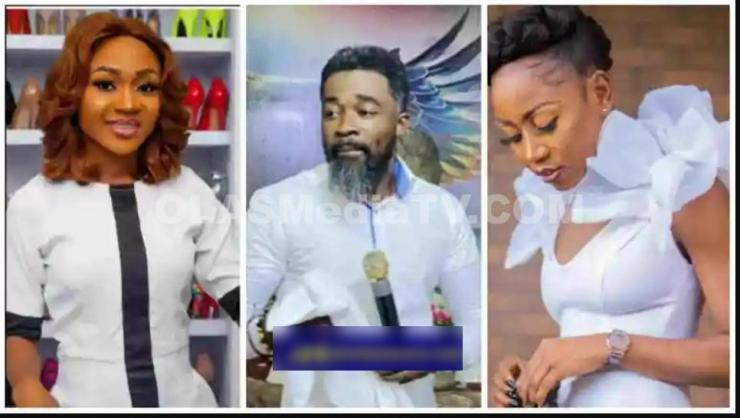 Watch Akuapem Poloo react to Eagle Prophet's prediction of raped and killed [VIDEO]