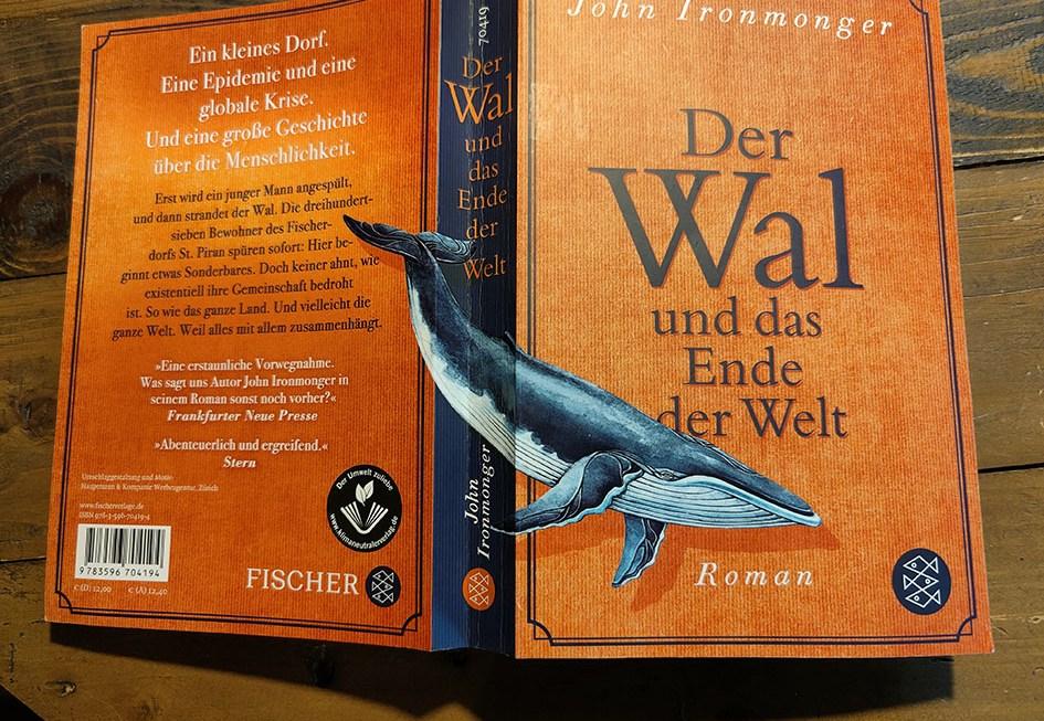 Leseecke: Der Wal und das Ende der Welt