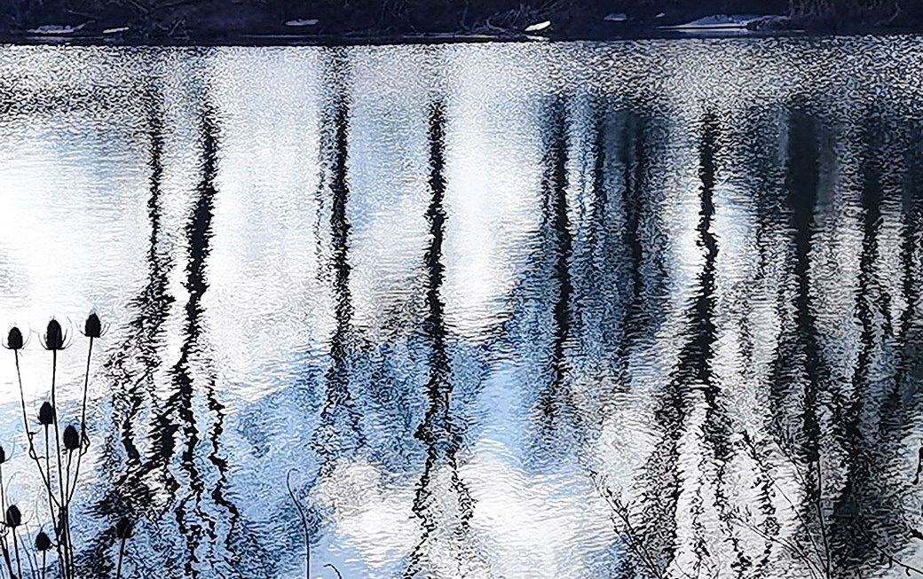 Shivering Reflexions