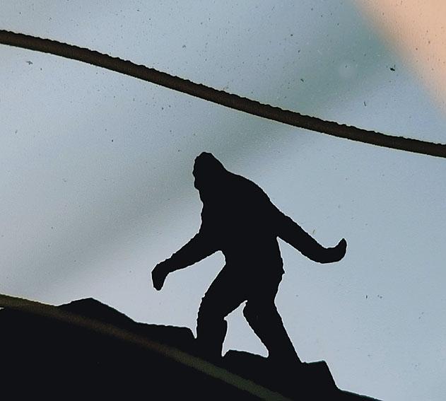 Quietschi und der Bigfoot