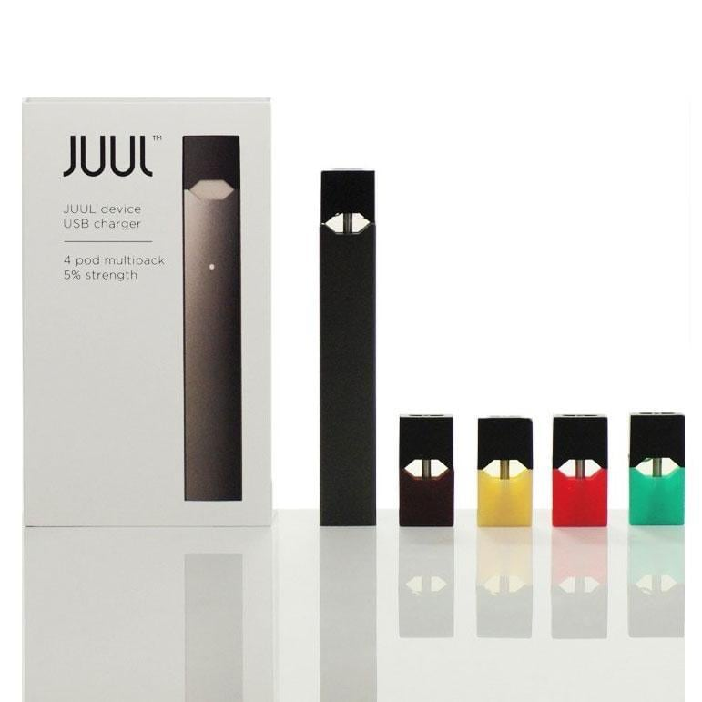 JUUL Starter Kits With Pre-Filled Pods | Olathe Vape Shop