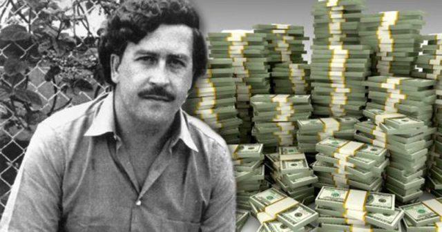 Yılda 2 Milyar Dolarını Fareler Yiyen Adam Pablo Escobar | Olaybende