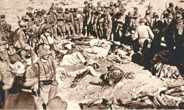 Soykırım Tarihi: Almanların Namibya Katliamı (Bölüm 1) | Olaybende