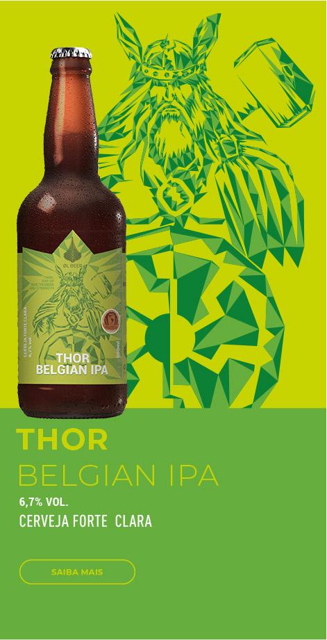 Thor - Belgian Ipa