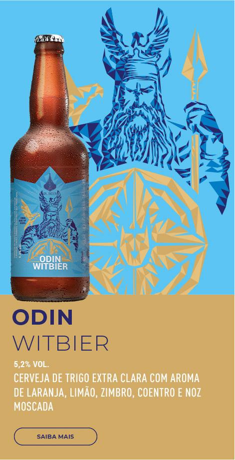 Odin - Witbier