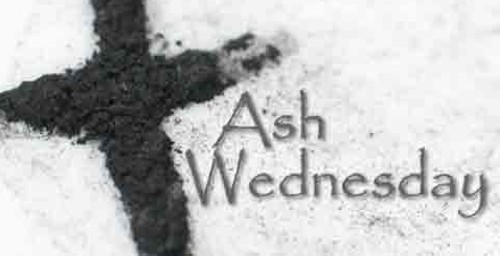 ash wednesday 2019 # 20