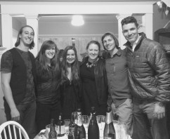 'Corps Reunion: NYE 2015/2016.'