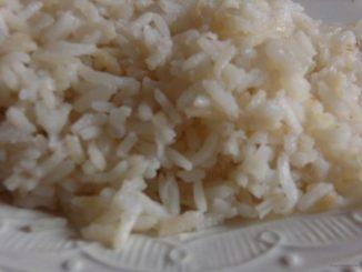 rizs főzése, pergős rizs, párolt rizs