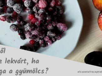 Miből főzz lekvárt, ha drága a gyümölcs?
