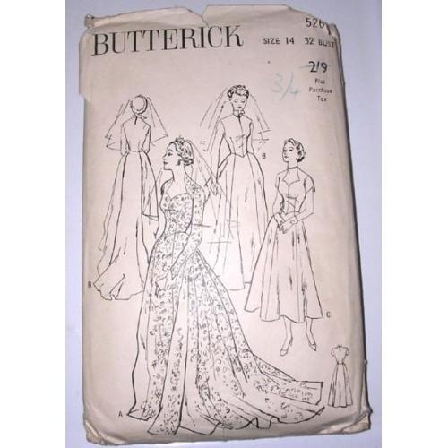 Butterick 526