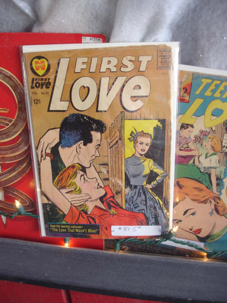 First Love comic