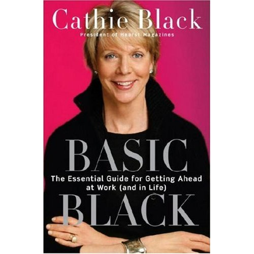 Cathie Black Basic Black