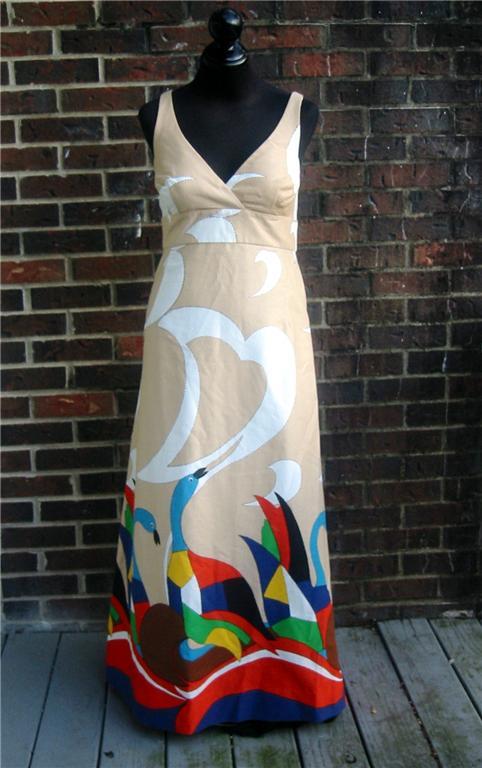 Malia Maxi-dress