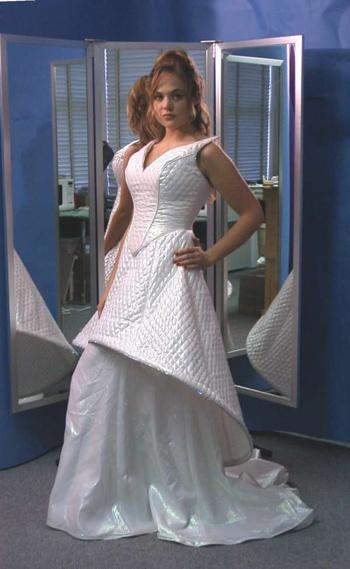 millennium dress