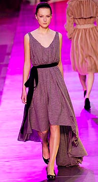 Lanvin Fall 05 dress