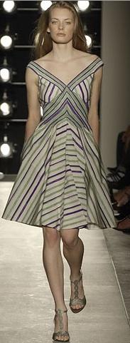 Bottega Veneta Spring 06 dress