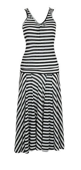 Forever 21 striped dress