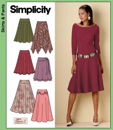simplicity 4883