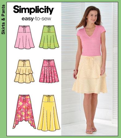 simplicity 4543