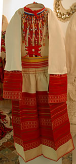croatian folk dress