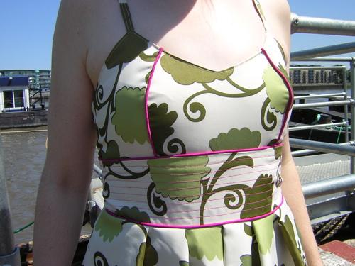 Melissa Fehr Ikea Dress