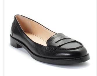 marc fisher loreann women's penny loafers