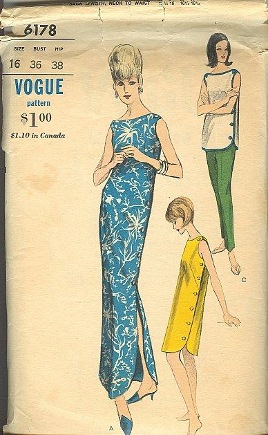 Vogue 6178