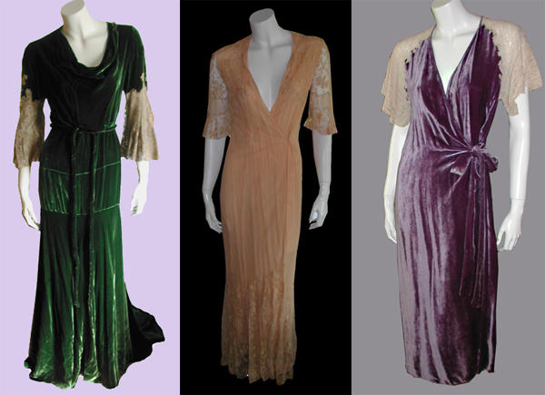 30s gowns